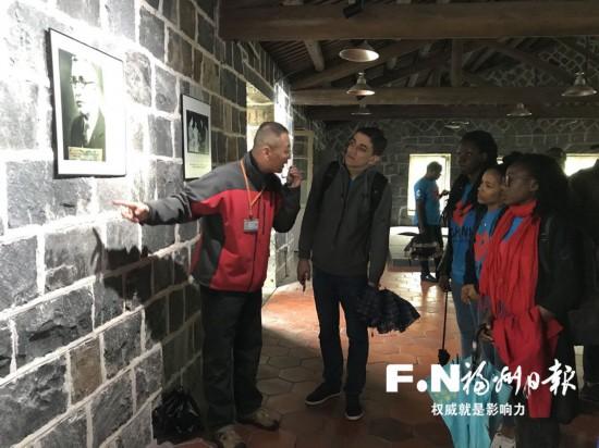 来华留学生赴福州鼓岭、鼓山风景区开展文化体验活动
