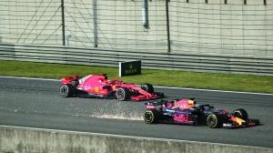 里卡多收獲F1中國賽冠軍 紅牛終結法拉利強勢