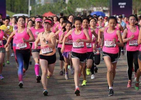 颜值最高的马拉松你想看吗?河南首场女子马拉松即将开跑