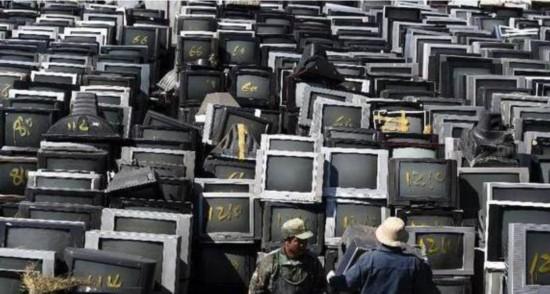 这次中国赢了!不同国家是如何处理废旧家电的