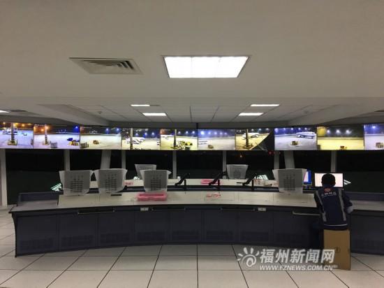 长乐国际机场第二轮扩能进展迅速  三个区域投用