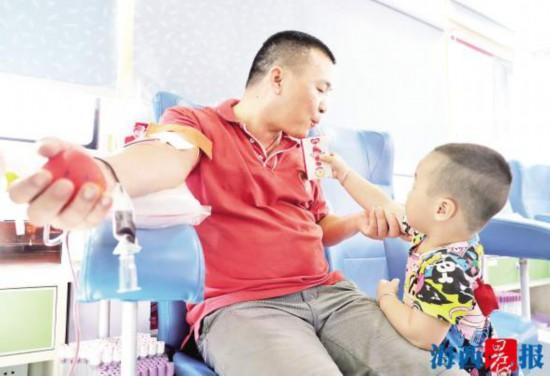 每天需近200位市民献血 厦门市中心血站呼吁定期无偿献血