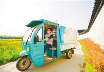 人民日报:苏州吴中快递员月均收入过万元