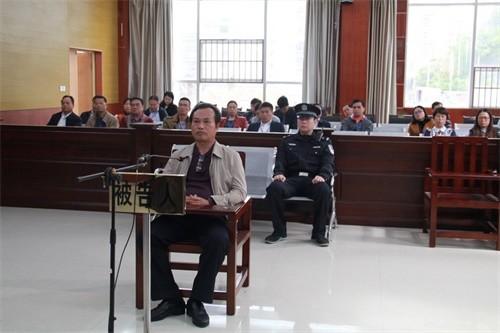 河池:组织涉农部门领导干部旁听庭审接受教育