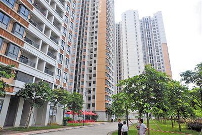 广州再推1021套公租房