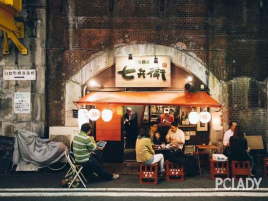 """日本这些""""深夜食堂"""",比樱花更让人无法抗拒"""