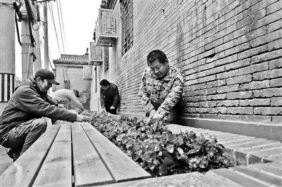北京63条胡同将设二维码追溯历史