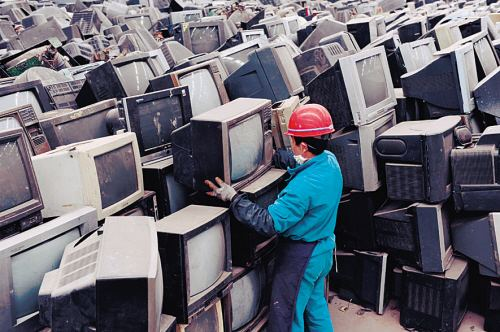 这次中国赢了!不同国家如何处理废旧家电
