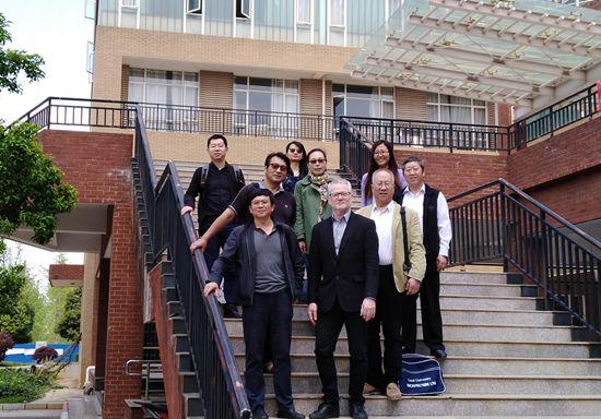 瑞典隆德大学和西南交通大学学者到访昆