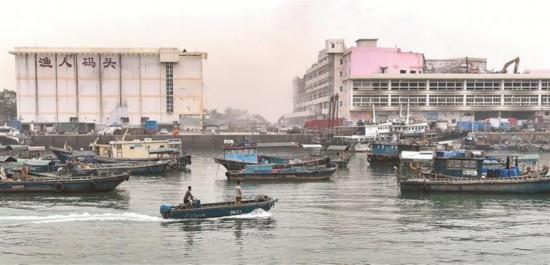 深圳蛇口渔人码头将成记忆