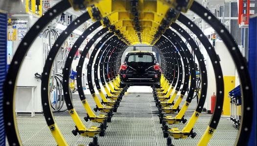 汽车业合资股比限制五年后取消