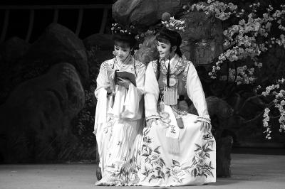 上海越剧院进京演绎经典一票难求