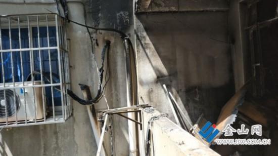 镇江一名六旬老人独居家中 遭遇大火不幸身亡