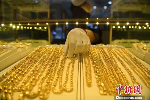 全球黄金总需求量将上升1.5% 中国市场领涨黄金需求