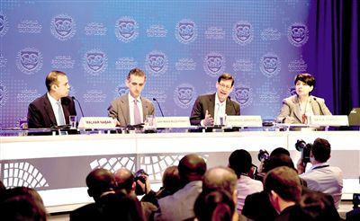 IMF维持今明两年增长预期但警告贸易冲突风险