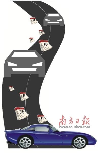 广州限牌,新能源车受益 车市影响几何?