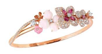 珠宝世界 关不住的满园春色