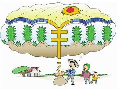 南通海门:光伏发电为精准扶贫注入新思路