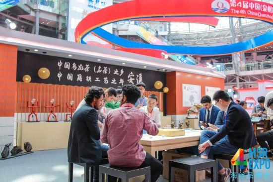 土特产推广平台:茶、瓷、香、雕 跟随海丝品博会一同探寻海丝起点的文化传承