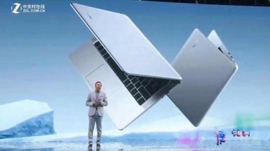 荣耀10发布 荣耀MagicBook笔记本电脑一同发