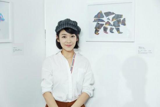 """80多位艺术家与明星为马戏团小熊""""画出自由"""""""