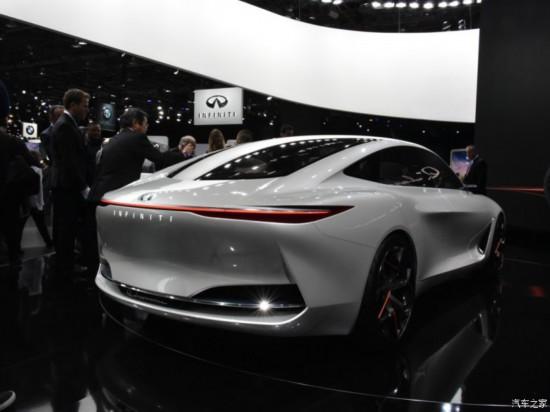 英菲尼迪(进口) Q Inspiration概念车 2018款 concept