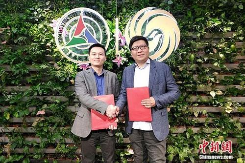 中国传媒大学凤凰学院与趣口才合作 培养新媒体主持人