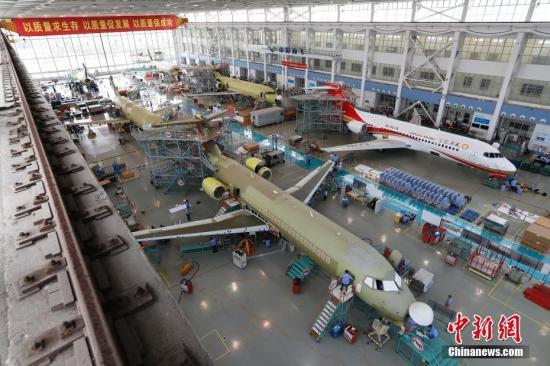 中国制造业将全面开放 放宽外资股比限制