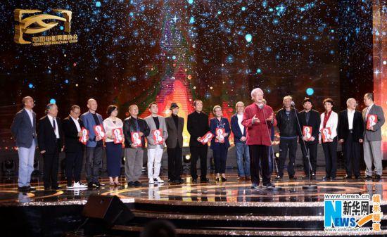 第九届中国电影导演协会2017年度盛典在京举行