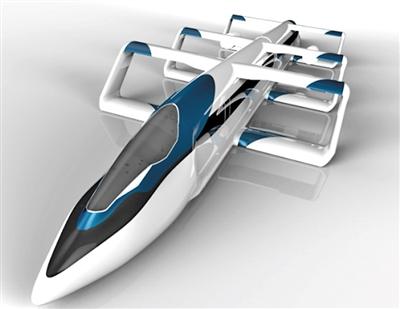 重庆理工参与研发高速气动悬浮列车(图)