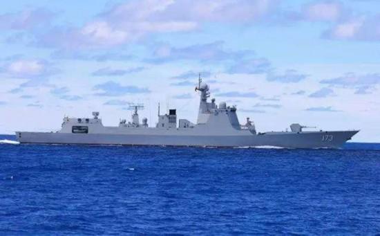 88岁院士为国铸舰40年 系两代四型驱逐舰总师