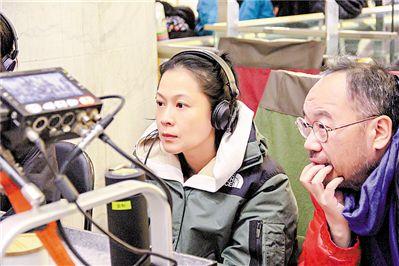 专访刘若英:拍戏过程很辛苦很过瘾
