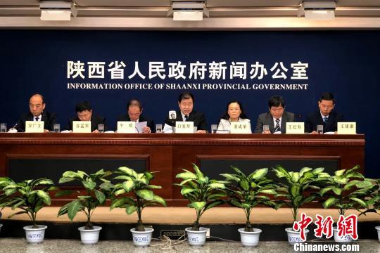 陕西社科院发布蓝皮书2017年全省脱贫48.89万人