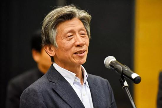 中央美术学院院长范迪安致辞