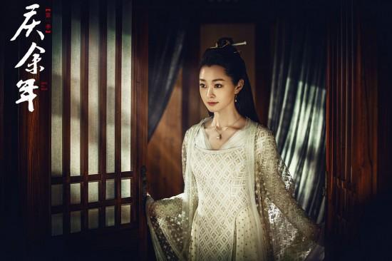 """李小冉《庆余年》演绎""""千面""""长公主"""