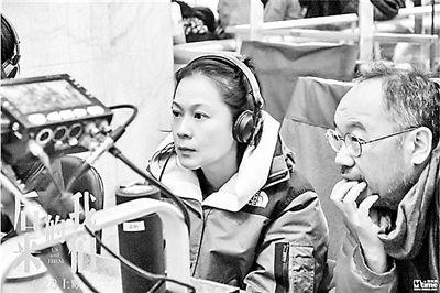 《后来的我们》首映 刘若英首当导演亲力亲为