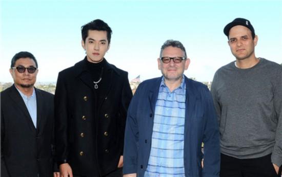环球音乐集团宣布签约吴亦凡