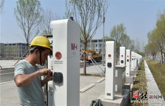 【雄安纪行】雄安市民服务中心:打造展示新发展理念窗口