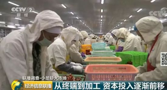 """小龙虾价格又飙涨60%,市场破千亿级!资本疯狂入局""""攻城略地"""""""