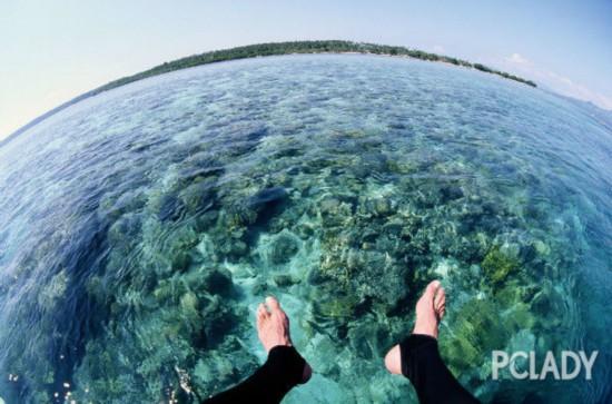 """治愈系岛屿 这个五一去""""上帝的水族箱""""里游一游"""