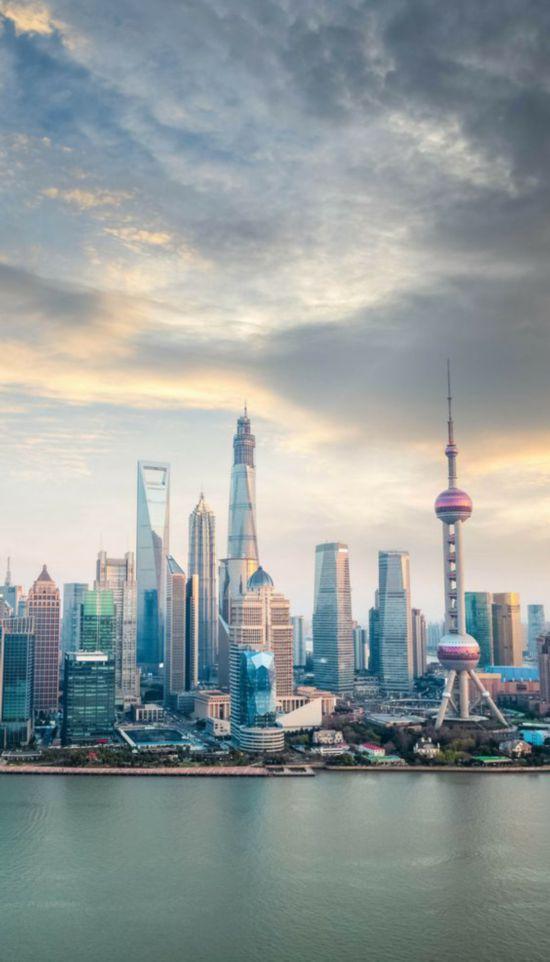 上海 图片来源自Pinterest@AvenlyLaneTravel.com