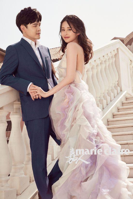 付辛博颖儿拍摄婚纱照 五月在巴厘岛举办婚礼