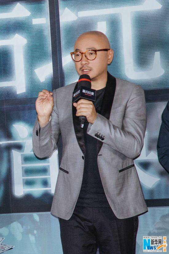 《幕后玩家》首映徐峥再遇中年危机分享心得