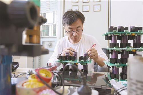 徐州加大服务力度  开创知识产权工作新局面