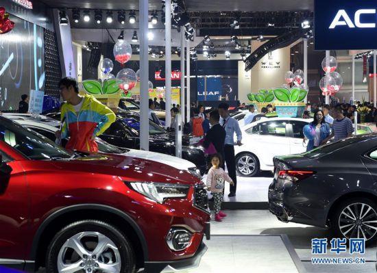 陕西频道 汽车  原标题:青岛国际车展开幕     当日,2018第十七届青岛