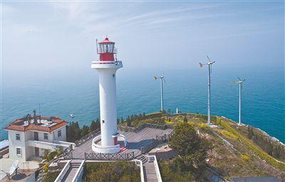 能源生态系统试验成功江苏海岛用上清洁能源
