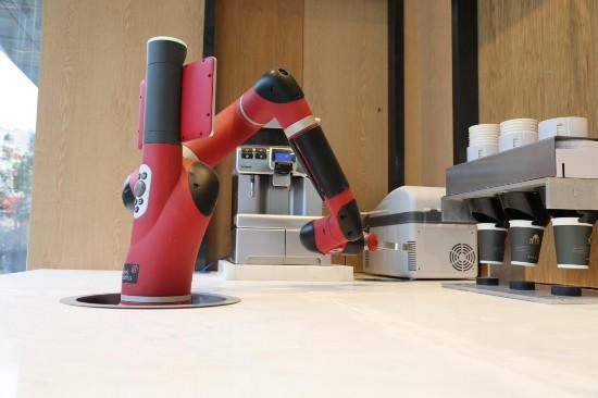 咖啡机器人2