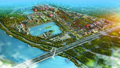 冬奥广场:京西城市新地标