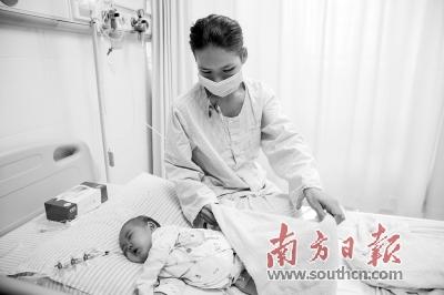 """广州3位母亲 """"割肝救子"""""""