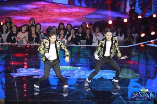黄景行谈《这就是街舞》:每一场都想跳舞